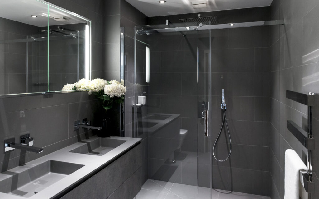 Bathroom renovation by ArqiAtelier Design practice