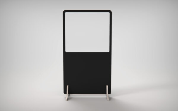 Viral screen front